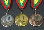 Medaliai